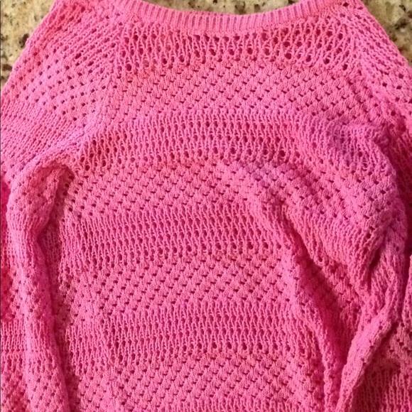Cherokee Other - A pink shirt